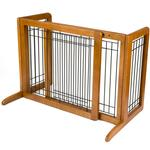 View Image 1 of Free Standing Pet Gate - Autumn Matte