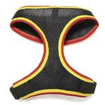 View Image 2 of Freedom Sport Dog Harness by Gooby - Black/Yellow