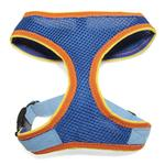 View Image 2 of Freedom Sport Dog Harness by Gooby - Blue/Orange