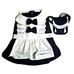 View Image 1 of French Maid Dog Costume