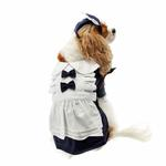 View Image 3 of French Maid Dog Costume