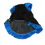 View Image 3 of French Maid Dog Dress Costume - Blue