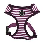 View Image 2 of Frontier Superior Dog Harness by Puppia - Purple