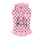 View Image 1 of Funky Pinky Dog Hoodie by Pinkaholic - Pink