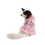 View Image 3 of Funky Pinky Dog Hoodie by Pinkaholic - Pink