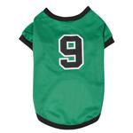 View Image 2 of Game Day Dog Jersey - Shamrock Green
