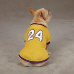 View Image 1 of Game Day Dog Jersey - Yellow
