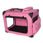 View Image 1 of Generation Soft Dog Crates - Pink