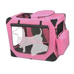View Image 2 of Generation Soft Dog Crates - Pink