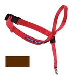 View Image 3 of Gentle Leader Headcollar - Brown with Quick-Snap Buckle