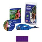Gentle Leader Headcollar - Deep Purple with Quick-Snap Buckle