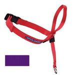 View Image 3 of Gentle Leader Headcollar - Deep Purple with Quick-Snap Buckle