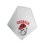 View Image 1 of Georgia Bulldogs Dog Bandana