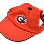View Image 1 of Georgia Bulldogs Dog Hat