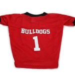 Georgia Bulldogs Dog Jersey