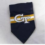 View Image 1 of Georgia Tech Dog Bandana