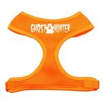 View Image 1 of Ghost Hunter Halloween Dog Harness - Orange