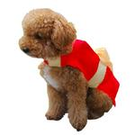 View Image 2 of Gift Box Christmas Dog Costume