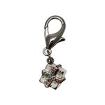 View Image 3 of Gift Box D-Ring Collar Charm