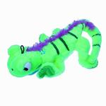 View Image 1 of GoDog Amphibianz Iguana Dog Toy