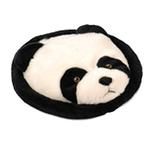 View Image 1 of GoDog Furry Flyer Dog Toy - Panda