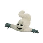 View Image 1 of GoDog Halloween Crinkle Ghost Dog Toy