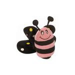 View Image 1 of GoDog Just for Me! Tiny Bug Toys with Chew Guard - Butterfly