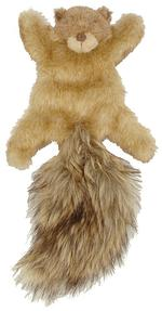 View Image 2 of GoDog Roadkill Dog Toy - Squirrel