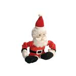 View Image 1 of GoDog Stretch Santa Dog Toy with Chew Guard