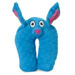 View Image 2 of GoDog Unimal with Chew Guard Dog Toy - Hoppy