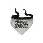 View Image 1 of Good Dog Bandana - Gray