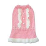 View Image 1 of Gossip Pooch Sweater Dress by Dogo