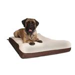View Image 1 of Great Paw Serenity Memory Foam Dog Bed