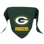 View Image 1 of Green Bay Packers Mesh Dog Bandana