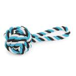 View Image 1 of Griggles Top Knot Tug Toy - Bluebird