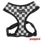 View Image 1 of Grand Prix Dog Harness by Puppia - Black