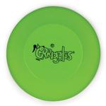 View Image 1 of Grriggles Flying Disc Dog Toys - Parrot Green