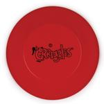 View Image 1 of Grriggles Flying Disc Dog Toys - Red