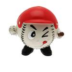 View Image 1 of Grriggles Game Day Guy Dog Toy - Baseball