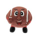 Grriggles Game Day Guy Dog Toy - Football