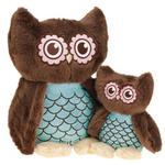 View Image 1 of Grriggles Hoot and Howl Owls Dog Toy