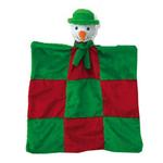 View Image 1 of Grriggles Merry Quilt Dog Toy - Snowman