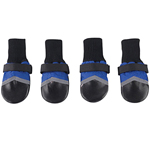 View Image 5 of Guardian Gear Dog Boots - Blue