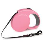 Guardian Gear Mini Retractable Belt Dog Lead - Pink