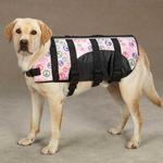 View Image 1 of Guardian Gear Printed Pet Preserver - Peace Sign