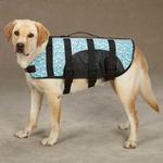 View Image 1 of Guardian Gear Printed Pet Preserver - Polka Dot