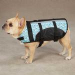 View Image 2 of Guardian Gear Printed Pet Preserver - Polka Dot