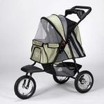 View Image 1 of Guardian Gear Sprinter EXT II Dog Stroller - Sage Green