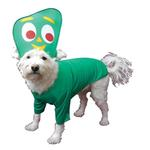View Image 1 of Gumby Dog Costume by Rasta Imposta