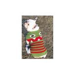 View Image 2 of Handmade Little Monster Wool Dog Sweater